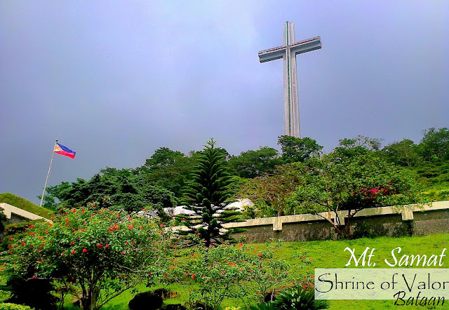 2002 Image of Mt. Samat