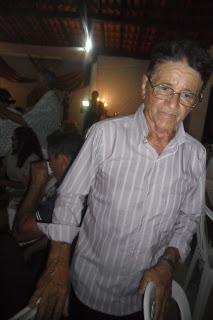 LUTO: Aposentado elesbonense Chico Miguel, pai da professora Alzira Costa morre dois dias antes de completar 76 anos