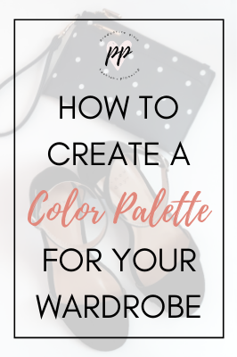How to Create a Color Palette for Your Wardrobe