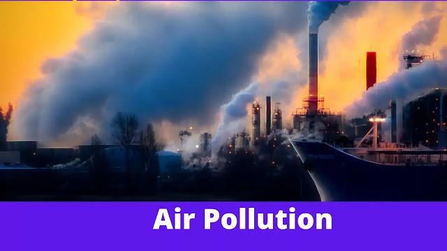 Air Pollution Essay English