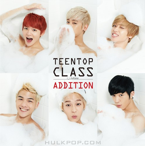 Teen Top – Teen Top Class Addition – EP (FLAC)
