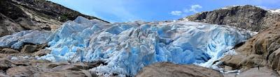 Nigardsbren Glacier Norway