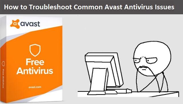 How to Troubleshoot Common Avast Antivirus Issues