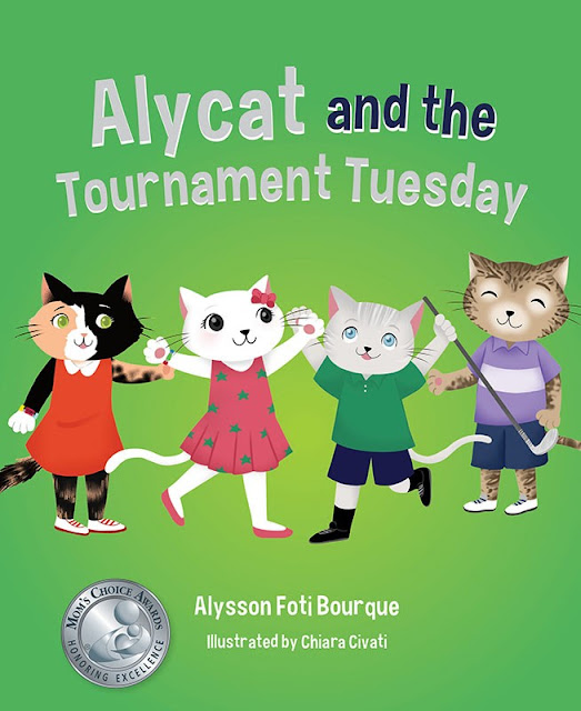 Alycat and the Tournament Tuesday by Alysson Foti Bourque