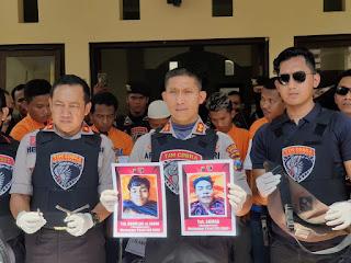2 Begal yang Mati Ditembak Tim Cobra Ternyata Jaringan Antar Kota