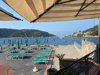 Le Terrazze, Beach and Pool (Portovenere)