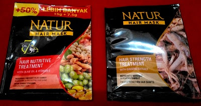 Natur Hair Mask