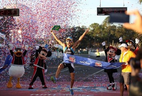 Maratona da Disney em Orlando