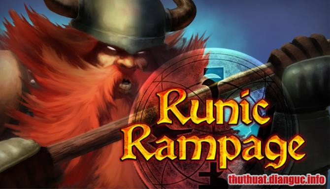 Download Game Runic Rampage Full Crack, Game Runic Rampage, Game Runic Rampage free download, Game Runic Rampage full crack, Tải Game Runic Rampage miễn phí