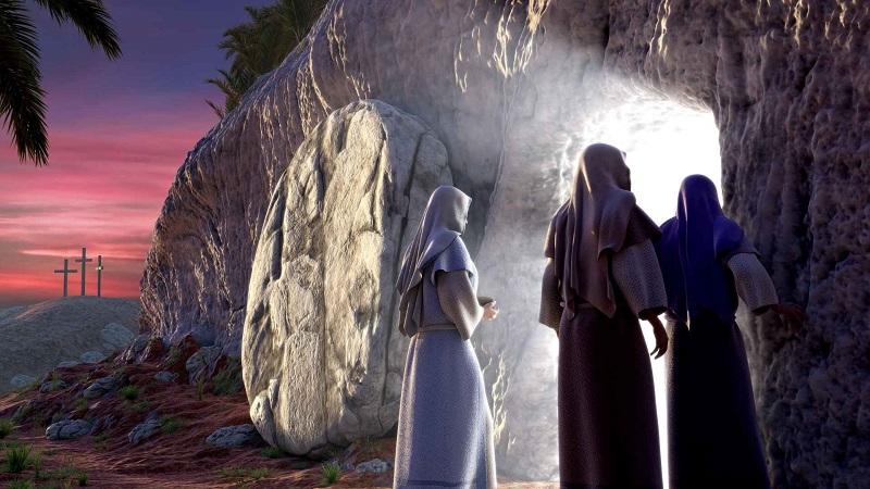 Resultados da Ressurreição do Redentor