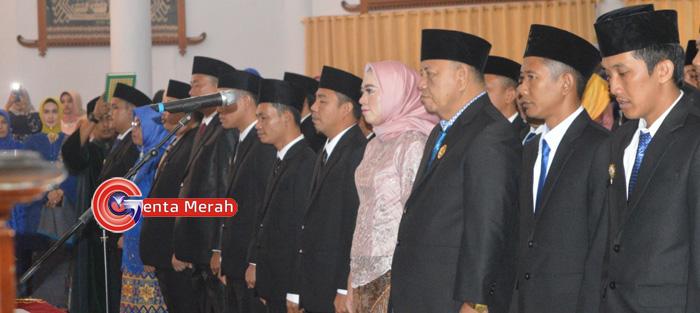 40 Anggota DPRD Waykanan Diambil Sumpah, Ini Nama-nama Wakil Rakyat Bumi Ramik Ragom