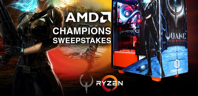 AMD CHAMPIONS SWEEPSTAKES
