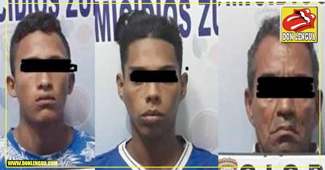 Reclutaban a jóvenes para cometer robos durante los apagones