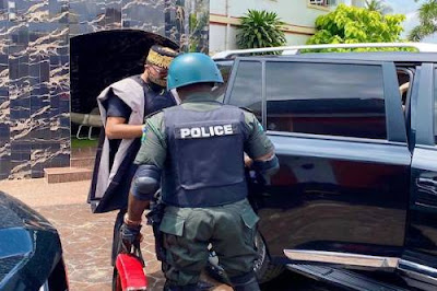 Just In - IG Of Police Orders The Arrest Of E-Money, Seizes His Bodyguards