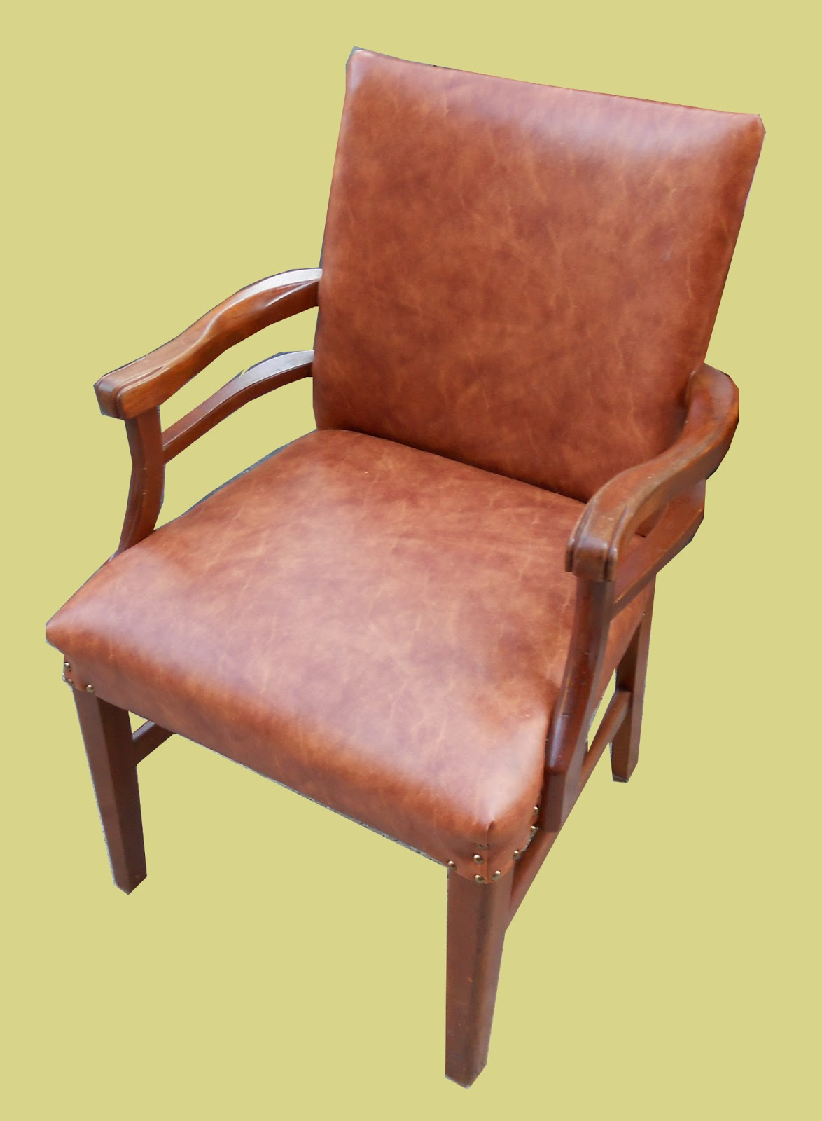 Faux Leather Chair Uhuru Furniture And Collectibles Faux Leather Arm Chair Sold