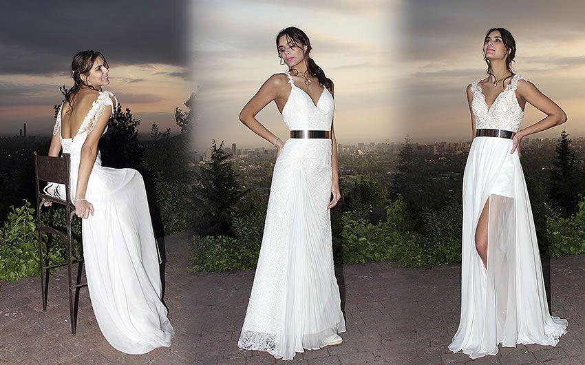 vestidos de novia para playa ¡17 tendencia en moda! | somos novias