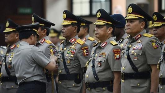 HUT ke-73, Polri Diminta Tak Ragu Berantas Terorisme, Narkoba dan Hoaks