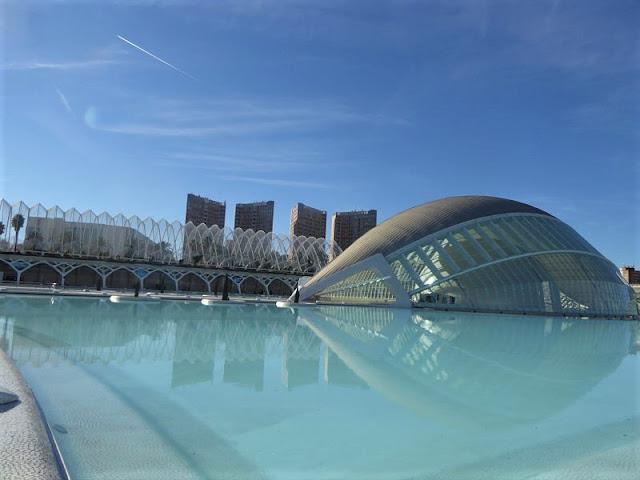 città delle arti e della scienza a valencia