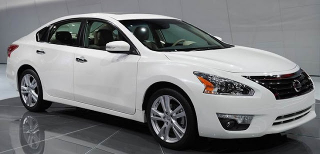 2016 Nissan Altima Redesign