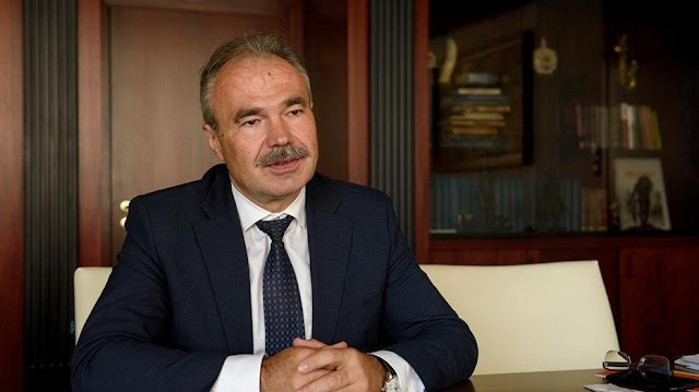 3100 védőmaszkot adományozott Nagy István agrárminiszter polgárőröknek