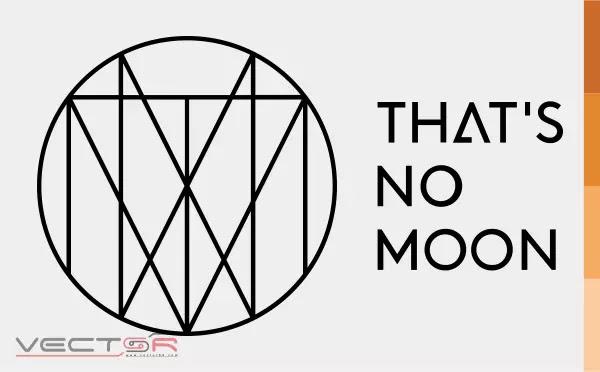 That's No Moon (2021) Logo - Download Vector File AI (Adobe Illustrator)