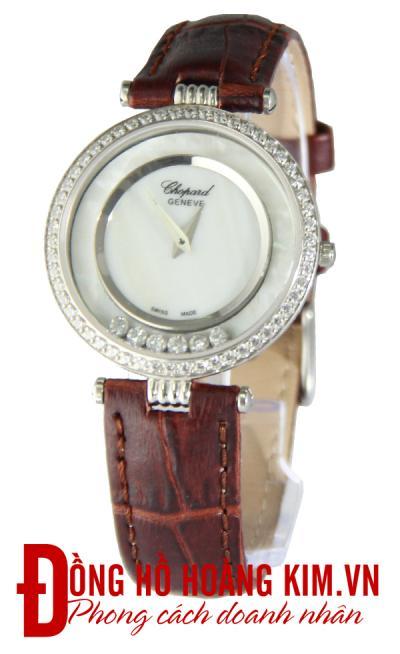 đồng hồ nữ chopard mới về hàng hiệu