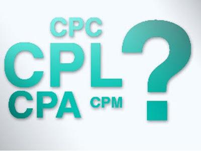 CPA, CPM, CPC khác nhau như thế nào?