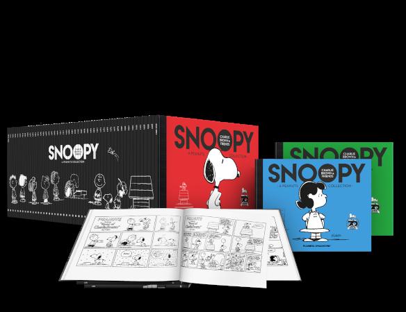 Planeta DeAgostini lança coleção de Snoopy, Charlie Brown e Peanuts
