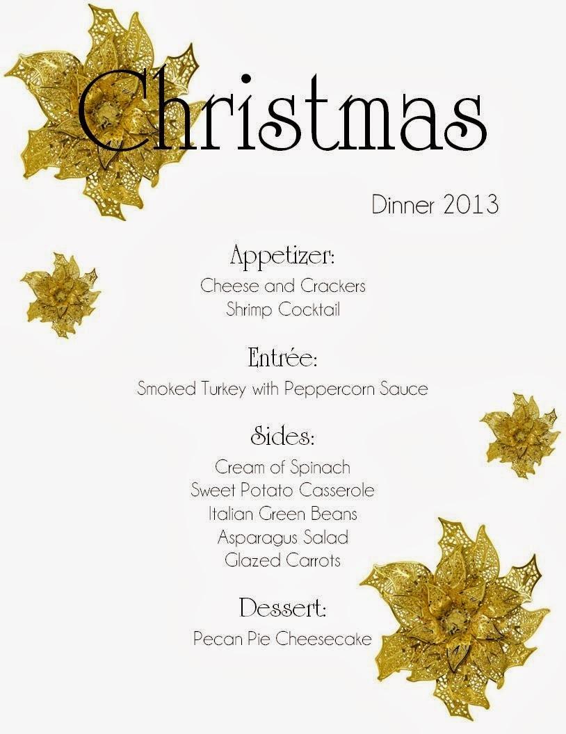 Menu Ideas: Christmas Brunch Menu Ideas
