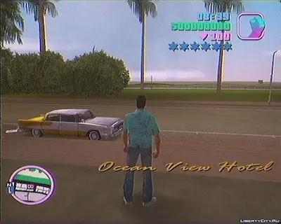 تحميل لعبة جاتا 9 للكمبيوتر برابط واحد ميديا فاير GTA 9 Vice City