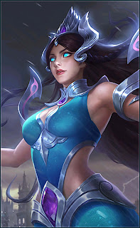 Kadita Atlantean Princess Heroes Mage of Skins V1