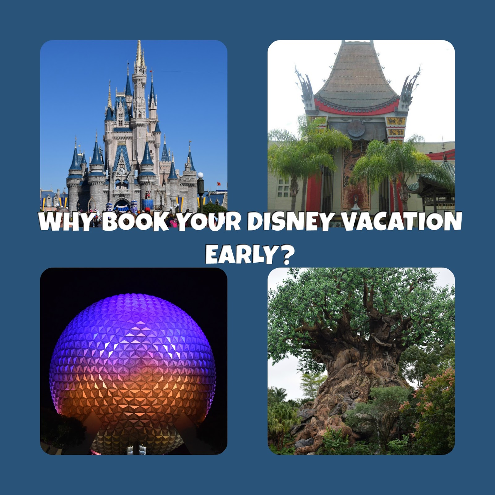 Bibbidi Bobbidi Mom Walt Disney World Vacation Packages Why - Disney vacation packages 2016