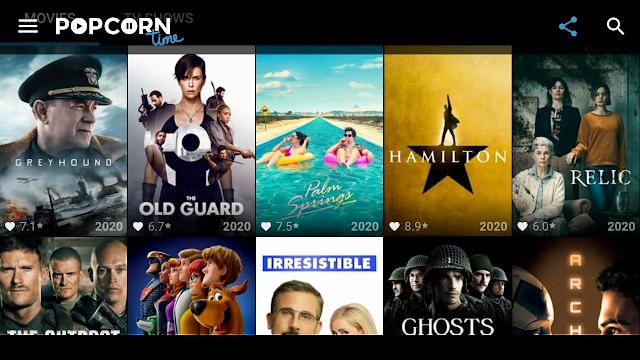 تحميل تطبيقين جديدين لمشاهدة وتحميل الافلام العالمية مع الترجمة 2020/2021