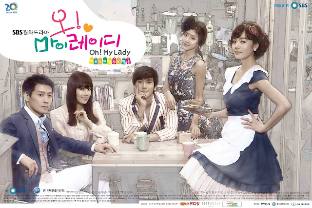 Drama Korea Oh! My Lady Subtitle Indonesia