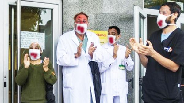 Rodriguez Larreta impulsa reprimir al personal de la salud todas las noches a las 21 horas