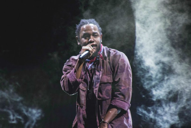 "Kendrick Lamar ""Element"" Video Hits Online Watch Now"