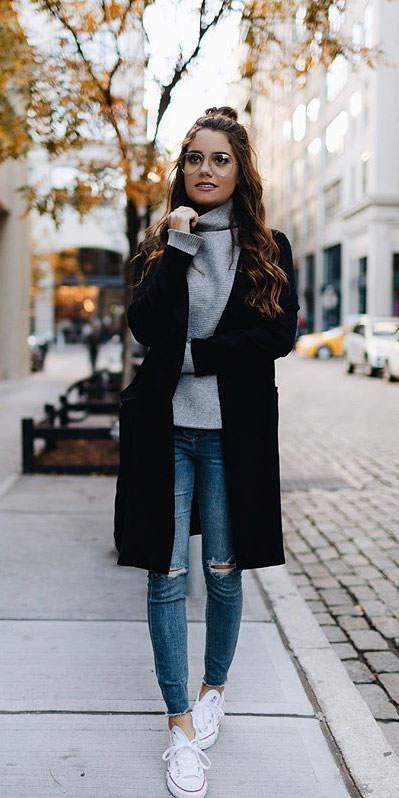 Need Style Inspiration for Fall Season. See these 31 Most Popular Fall Outfits to Truly Feel Fantastic. Fall Style via higiggle.com #fallstyle #falloutfits #fashion