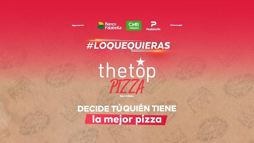 [Comunicado de Prensa] Nueva Versión de The Top Pizza Empieza el Viernes 21 de Agosto