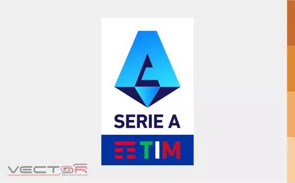 Serie A (TIM) 2021 Logo - Download Vector File AI (Adobe Illustrator)