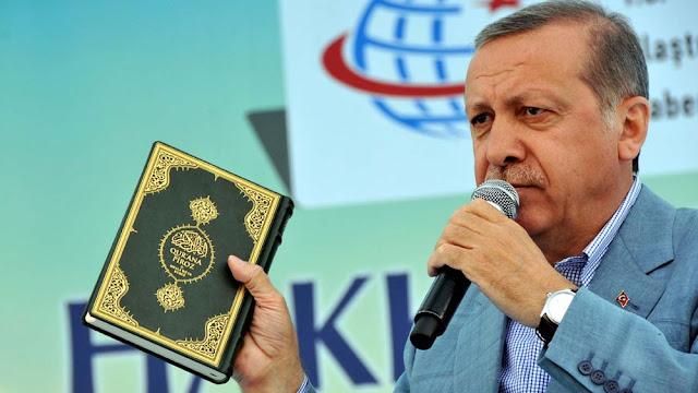 Τούρκος συνταγματολόγος: Η Τουρκία ετοιμάζεται να ασπαστεί τον ισλαμικό νόμο