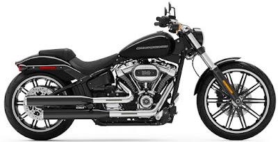 Spesifikasi Harley Davidson Breakout 114