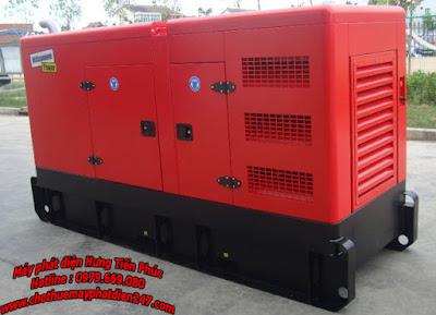 Máy phát điện Perkins 450kva 2506A-E15TAG1