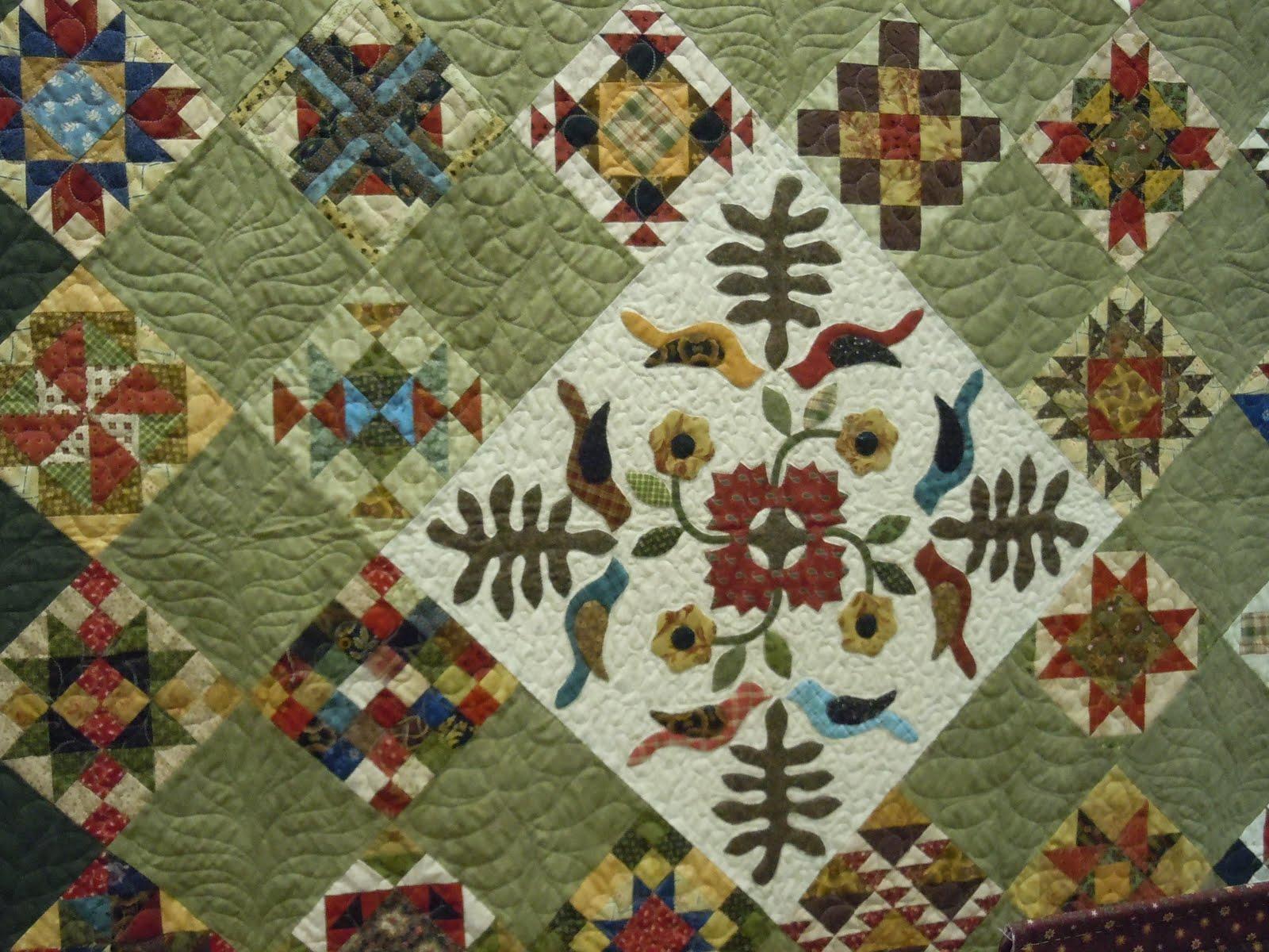 1 More Stitch Civil War Quilt Exhibit