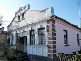 Браїлів. Вул. Монастирська. Колишній єврейський будинок. Магазин.
