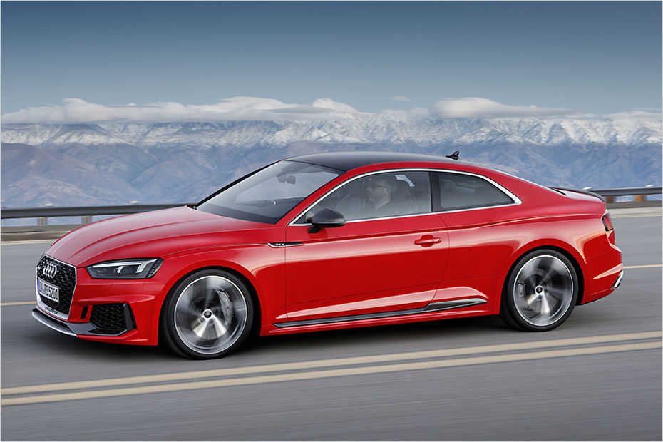New Audi RS5 2018 - 2017 Top Car Zone