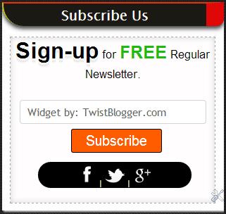 Stylish Subscription Box For Blogger