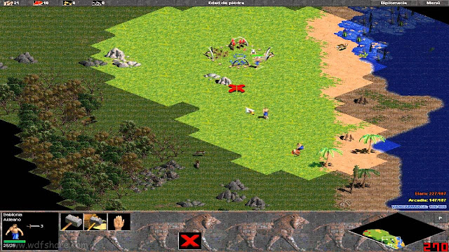 portable game age of empires 1 gratis