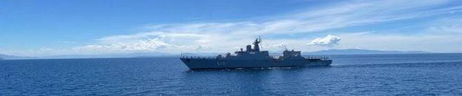 New Delhi's Maritime Security Pivot