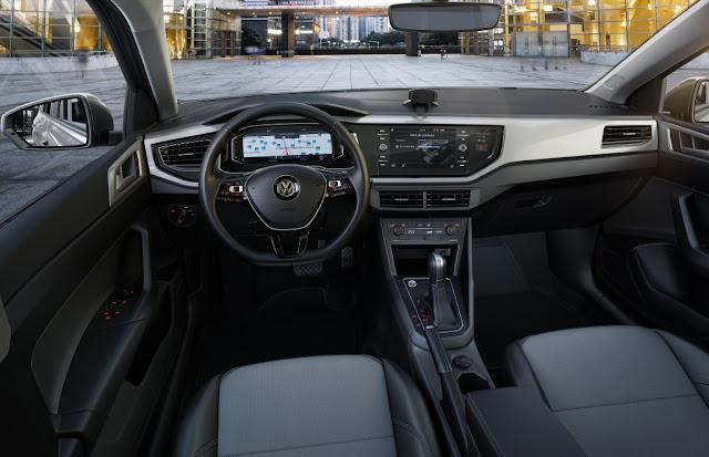 Novo VW Virtus 2018 será lançado hoje no Brasil