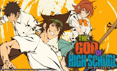 The God Of High School Episódio 2